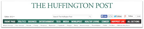 Huffington post targeted by malvertising campaign